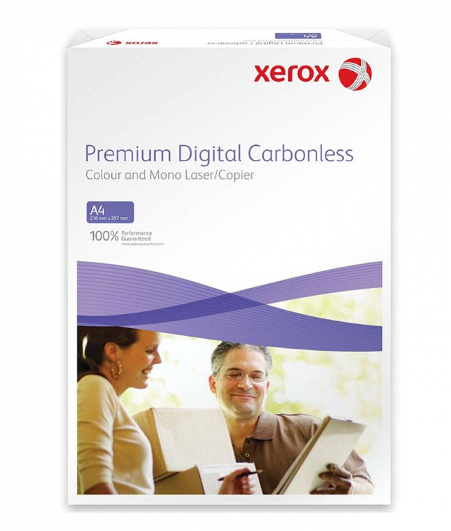 Hartie autocopiativa 1 exemplar Xerox