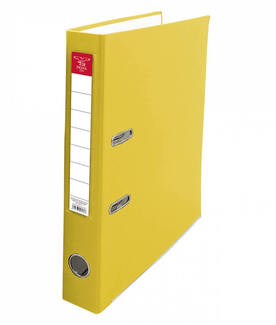 Biblioraft PIGNA PP 5,0 cm galben