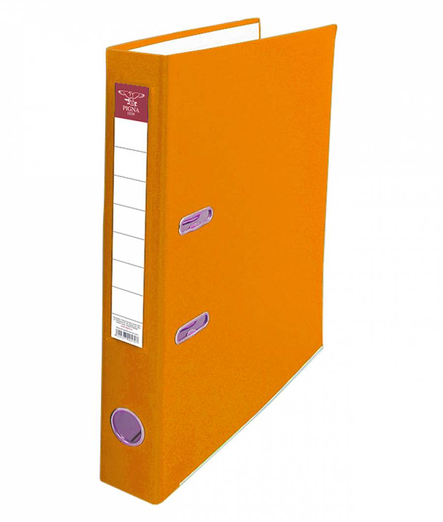 Biblioraft PIGNA PP 5,0 cm portocaliu