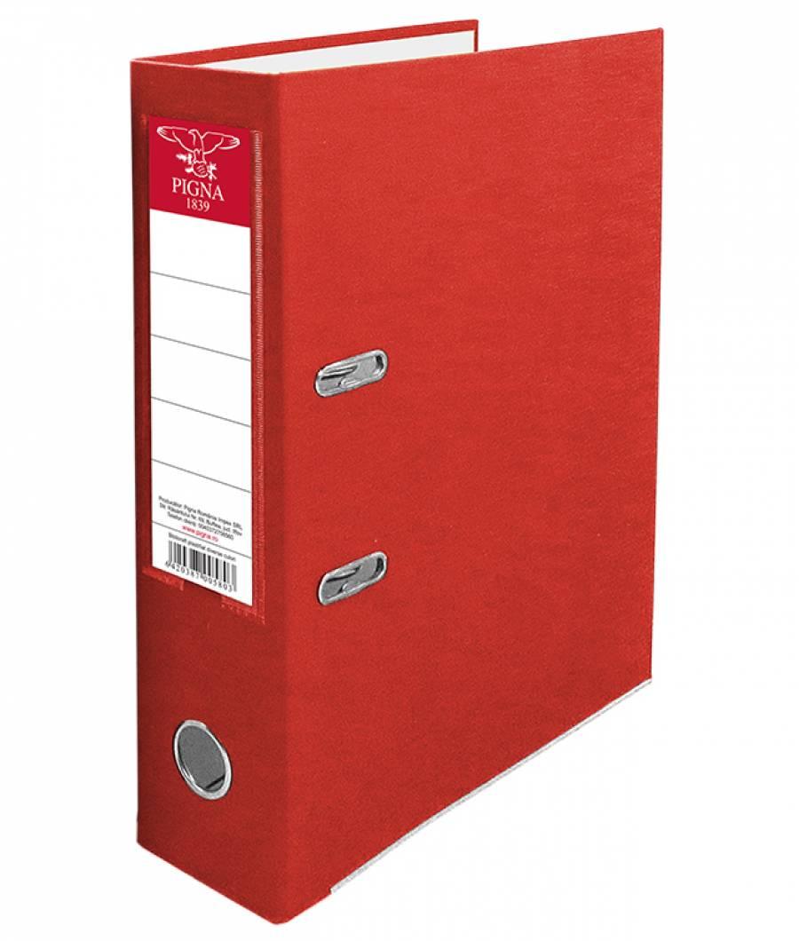 Biblioraft PIGNA PP 7,5 cm rosu