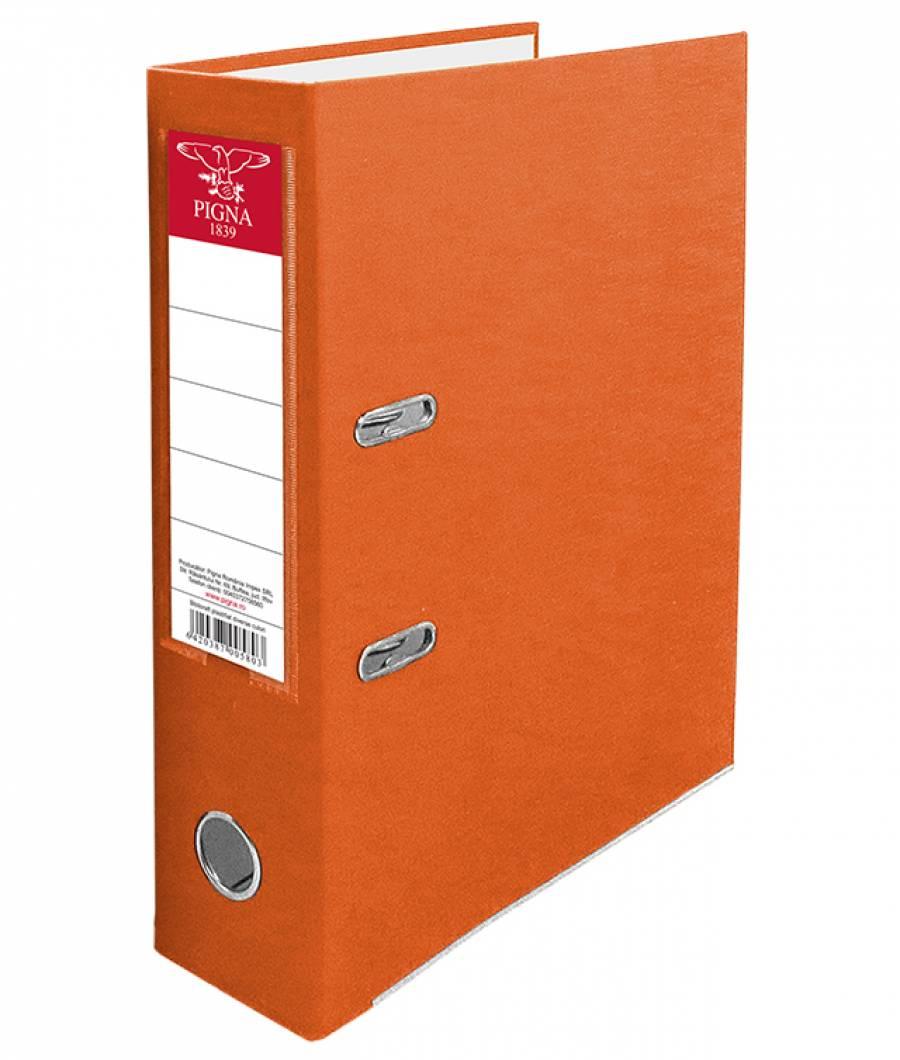 Biblioraft PIGNA PP 7,5 cm portocaliu