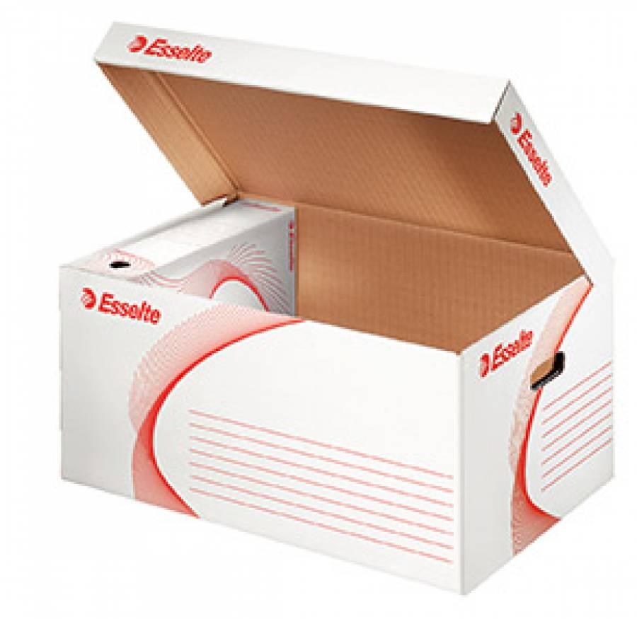 Container Arhivare cu Capac Esselte