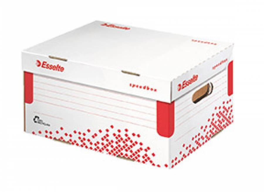 Container Arhivare cu Capac S (A4) Speedbox Esselte