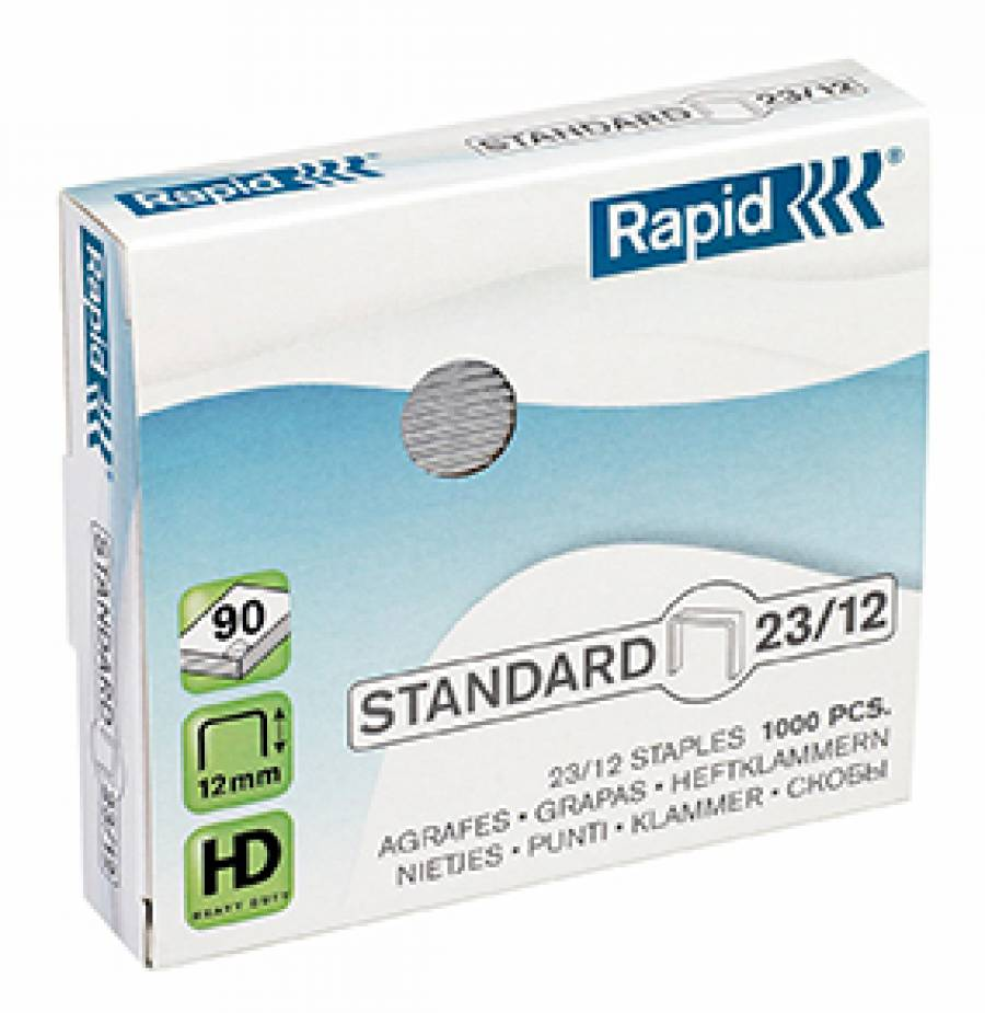 Capse 23/12 Standard Rapid