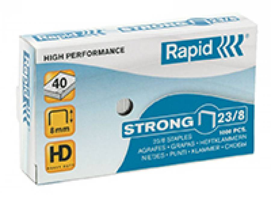 Capse 23/8 Strong Rapid